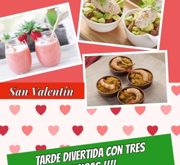 San Valentín ya está aquí !!!