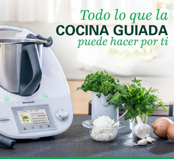 Cocina Guiada con Thermomix®