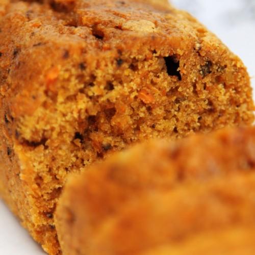 Queque de zanahorias y nueces con Thermomix®