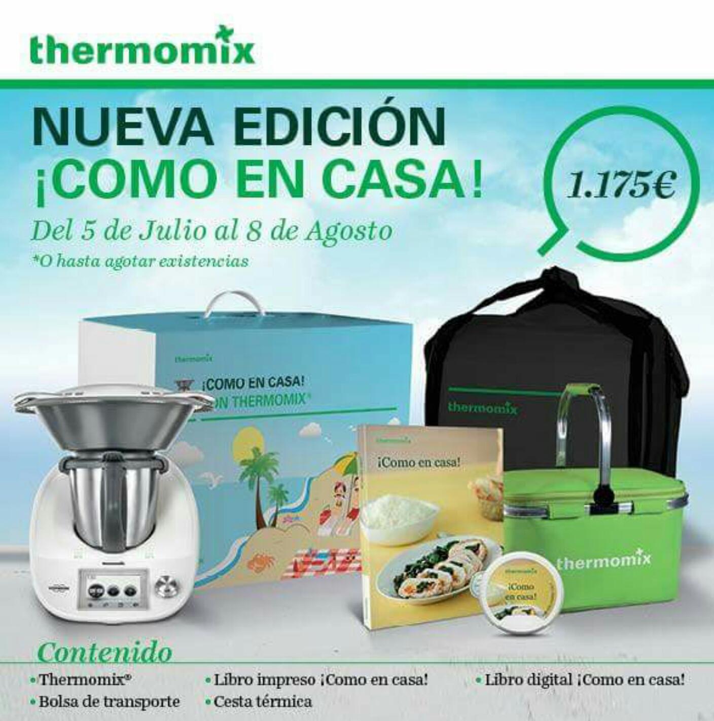 Comprar Thermomix® tm5 + Edición !!!