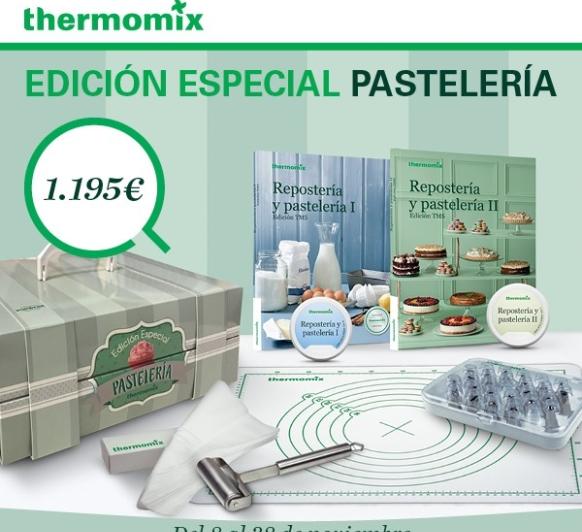 Thermomix® 5 Y EDICIÓN PASTELERIA