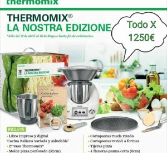 Thermomix® 5 EDICION ITALIANA