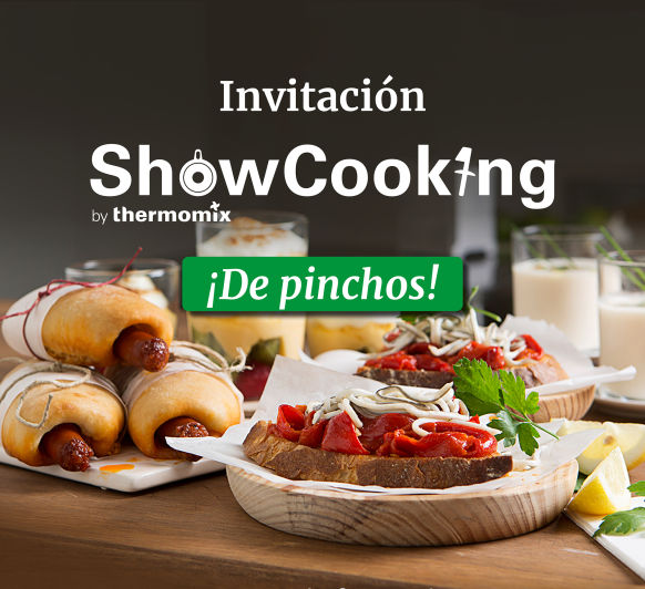 Show Cooking ¡De Pinchos!