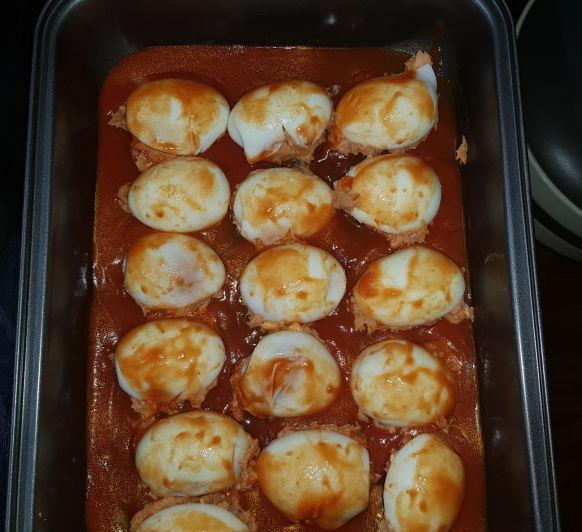 Huevos Wop