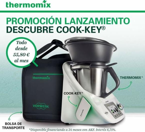 Nuevo accesorio Thermomix® ....coo-key