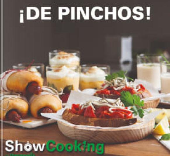 SHOW COOKING DE PINCHOS TM6 Thermomix®