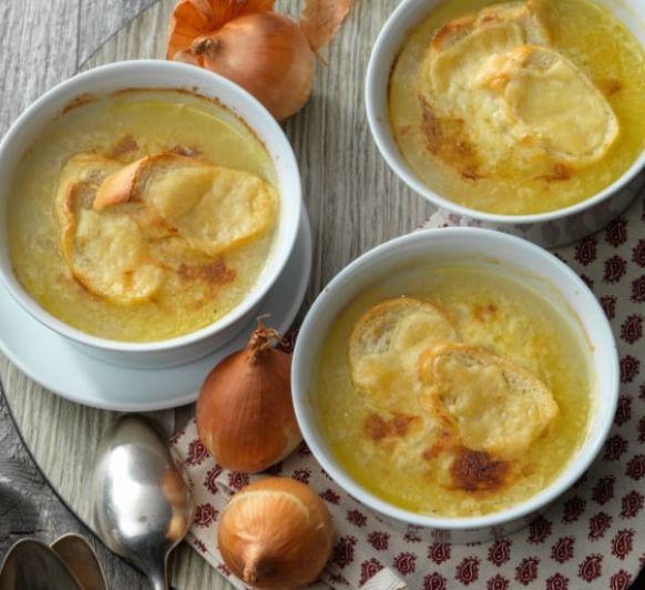 La cebolla y sus propiedades- Sopa de Cebolla