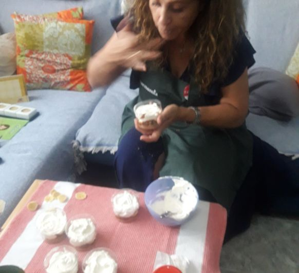 Show cooking: De Picoteo