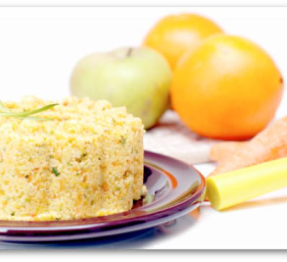 Cuscus con vegetales en el Thermomix®