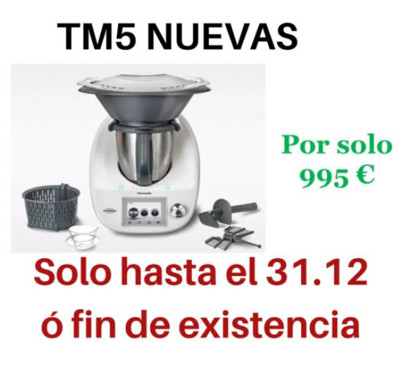Nueva Promoción Thermomix® tm5