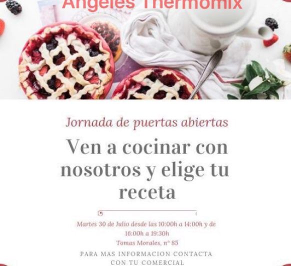 Blog De Angeles Gonzalez Segura Blogs De Thermomix En Las