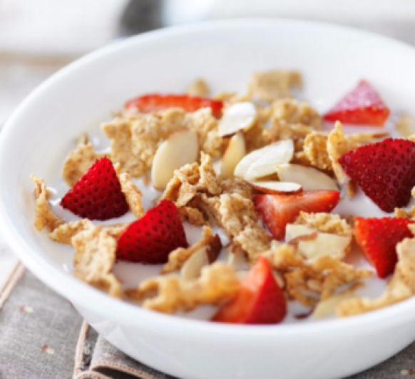 Un buen desayuno saludable
