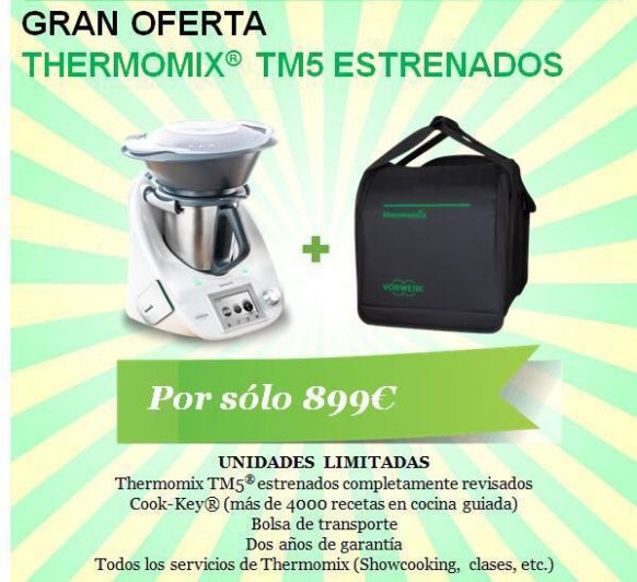 No te quedes sin Thermomix®