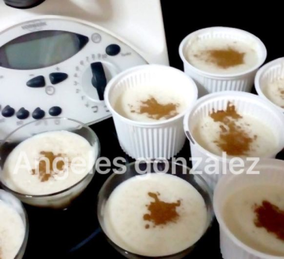 ARROZ CON LECHE Thermomix®