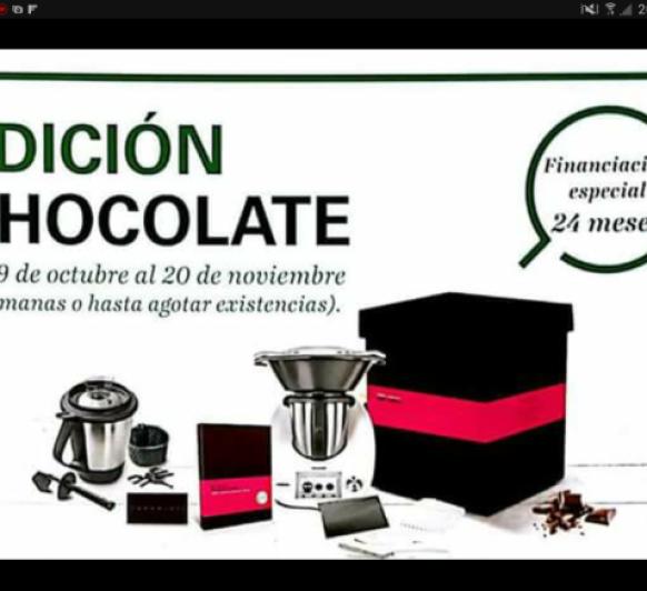 Edición chocolate 0%