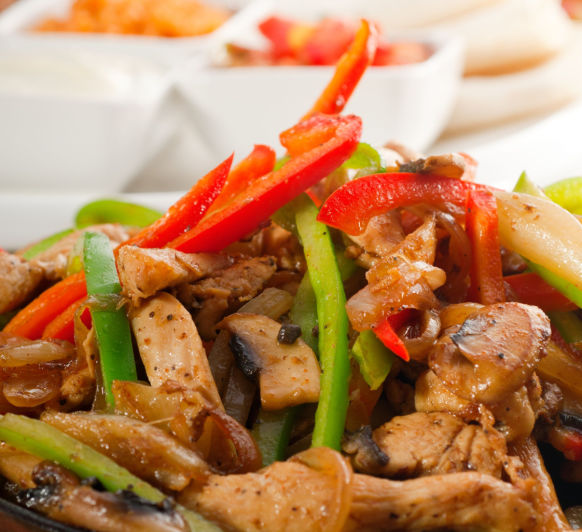Tiritas de pollo o cerdo agridulce, rápido practico y con múltiples usos!