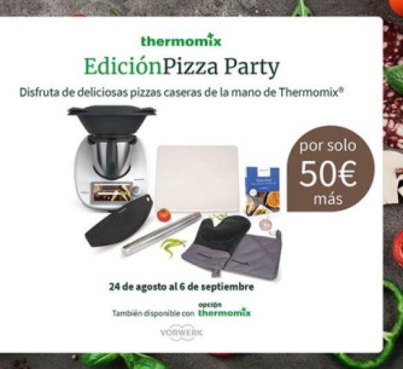 Nueva Edición ''Pizza Party''