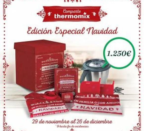 Compra Thermomix® tm5 + Edición Especial Navidad 2016
